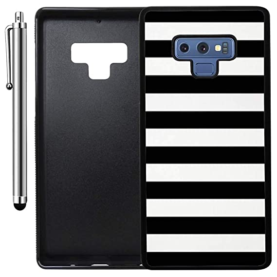 new product dbdec eddc7 Amazon.com: Custom Case Compatible with Galaxy Note 9 (Black and ...