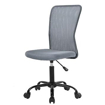 Amazon.com: Silla de escritorio ergonómica para ordenador ...