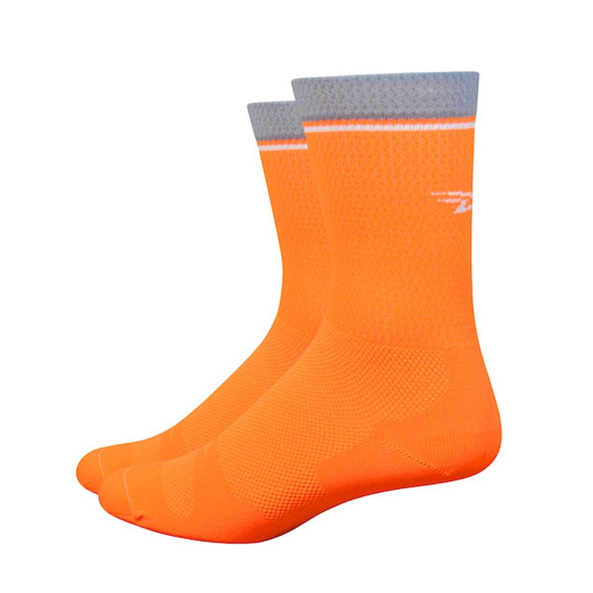 DEFEET Levitator Lite 6inch Repreve//Sorbtek Cycling//Running Socks