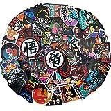 Dragon Ball Cool Vinyl Sticker 100PCs Love Laptop DBZ Stickers Kid Adult Children Decal Film Skateboard Guitar Case Car Bike Stumper Luggage Door Decoration for iPhone Mac Book Huawei Bottle