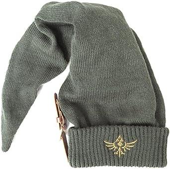 Official Legend of Zelda Link Elven Ears Cosplay Character Beanie Hat