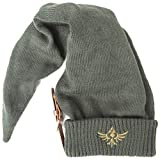 Legend of Zelda Knitted Link Beanie With Buckle