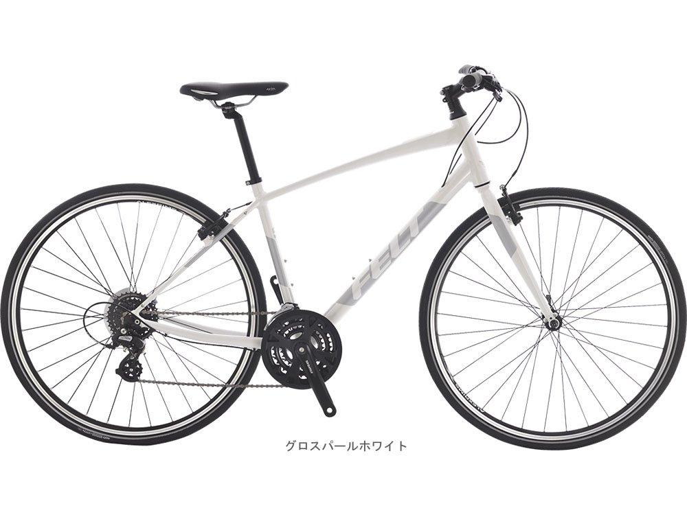 FELT(フェルト) 2018 VERZA SPEED 50 クロスバイク <グロスパールホワイト> B078NN6PRS 560