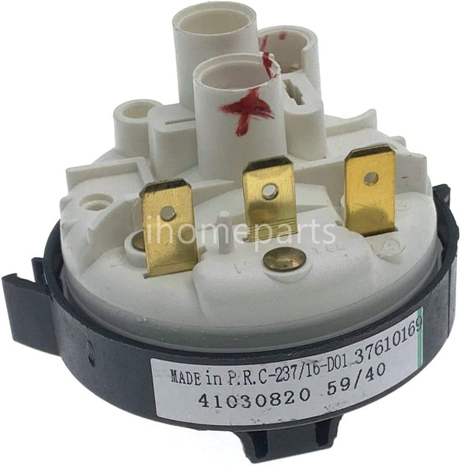 CRISTY -Dish Washer Parts - 41030820 Dishwasher Parts Water Lever Pressure Switch for CANDY/HOOVER/ROSIERES