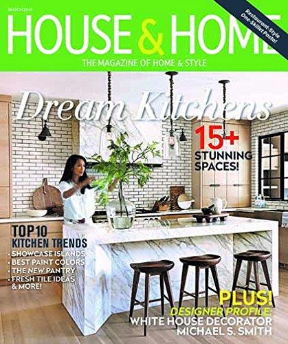 house and home canada amazoncom magazines - House And Homes Magazine