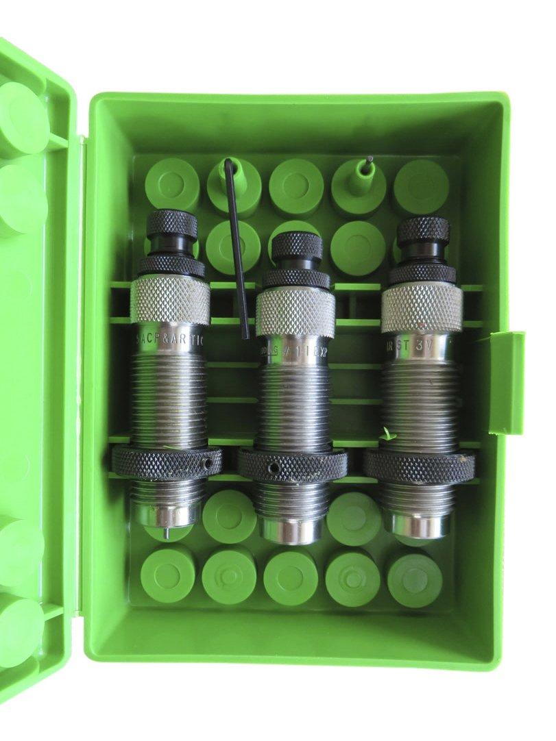 Redding Reloading Titanium Carbide Die Set 45 ACP