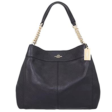 21f1af3616c6 Amazon.com  Coach Lexy Pebble Leather Shoulder Bag  Shoes