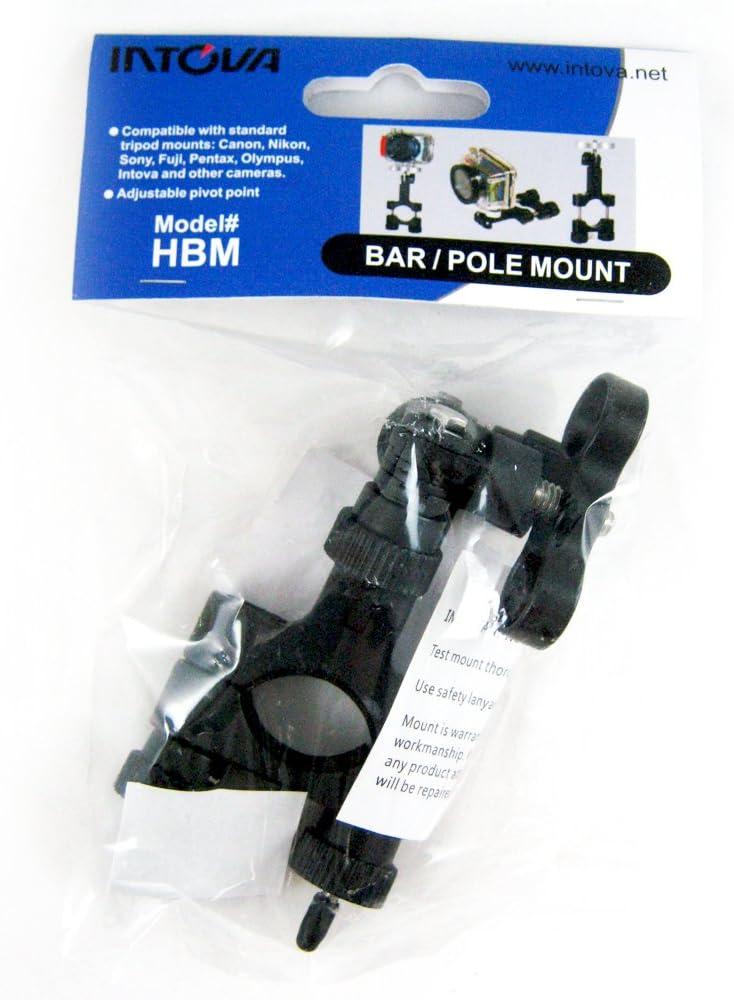 Bicycle Mount Holder Motorcycle Handlebar Tripod Camera Pole Bike Accessory Bar