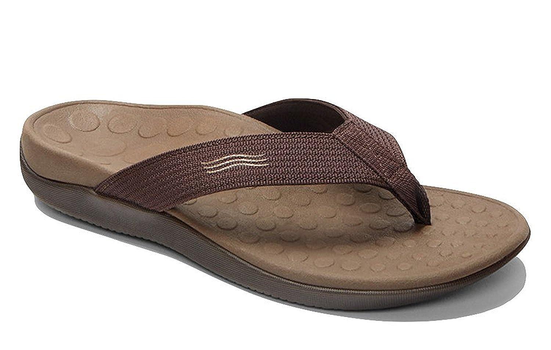 4cb2e81cb89b Vionic Unisex Wave Toe Post Sandal (7 B(M) US Women s   6 D(M) US Men s