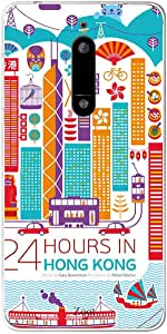 Nokia 5 24 Hours in Hong Kong, Zoot Designer Phone Covers