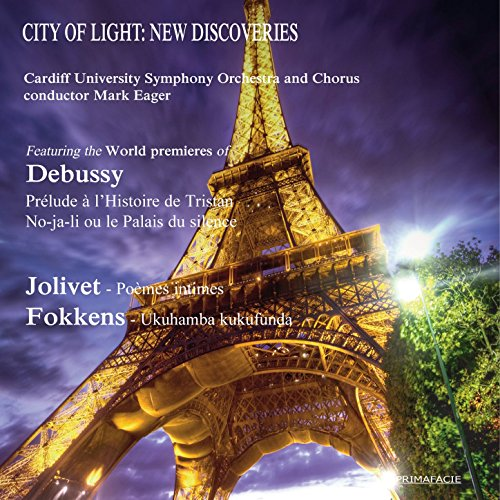 City Of Light: New Discoveries By Mark Eager Cardiff