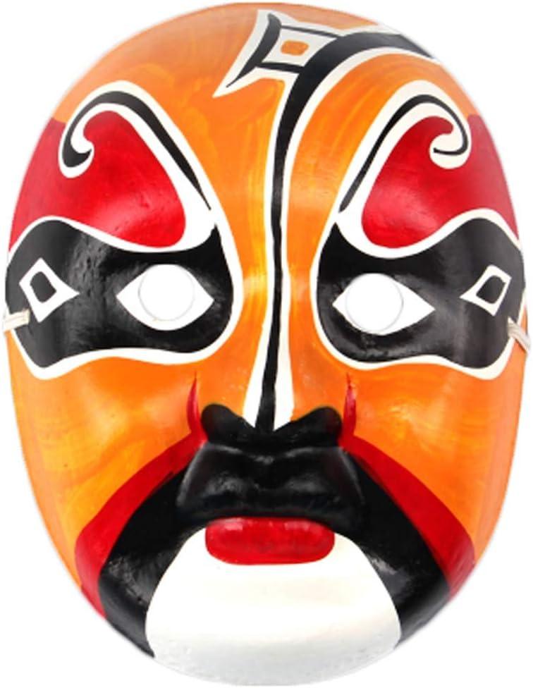 Black Temptation Producto Local Especial Ópera de Pekín Máscara Colección de Cultura Tradicional China Adorno Colgante # 13: Amazon.es: Juguetes y juegos