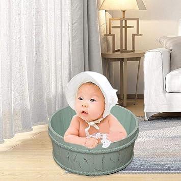 Poetichouse Neugeborene Baby Fotografie Requisiten Kleine Hölzerne Baby Fotografie Bett Badewanne Foto Requisiten Kinderbett Für Jungen Mädchen Well Made Baby