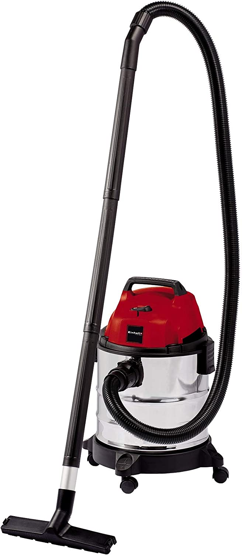 Einhell TH-VC 1820 S - Aspirador para polvo o líquidos: Amazon.es ...