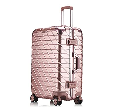 88f50e8b7 Travel Luggage Trolley Bag , rose gold , 20 inch: Amazon.ca: Luggage & Bags