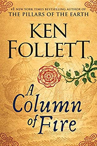 book cover of A Column of Fire
