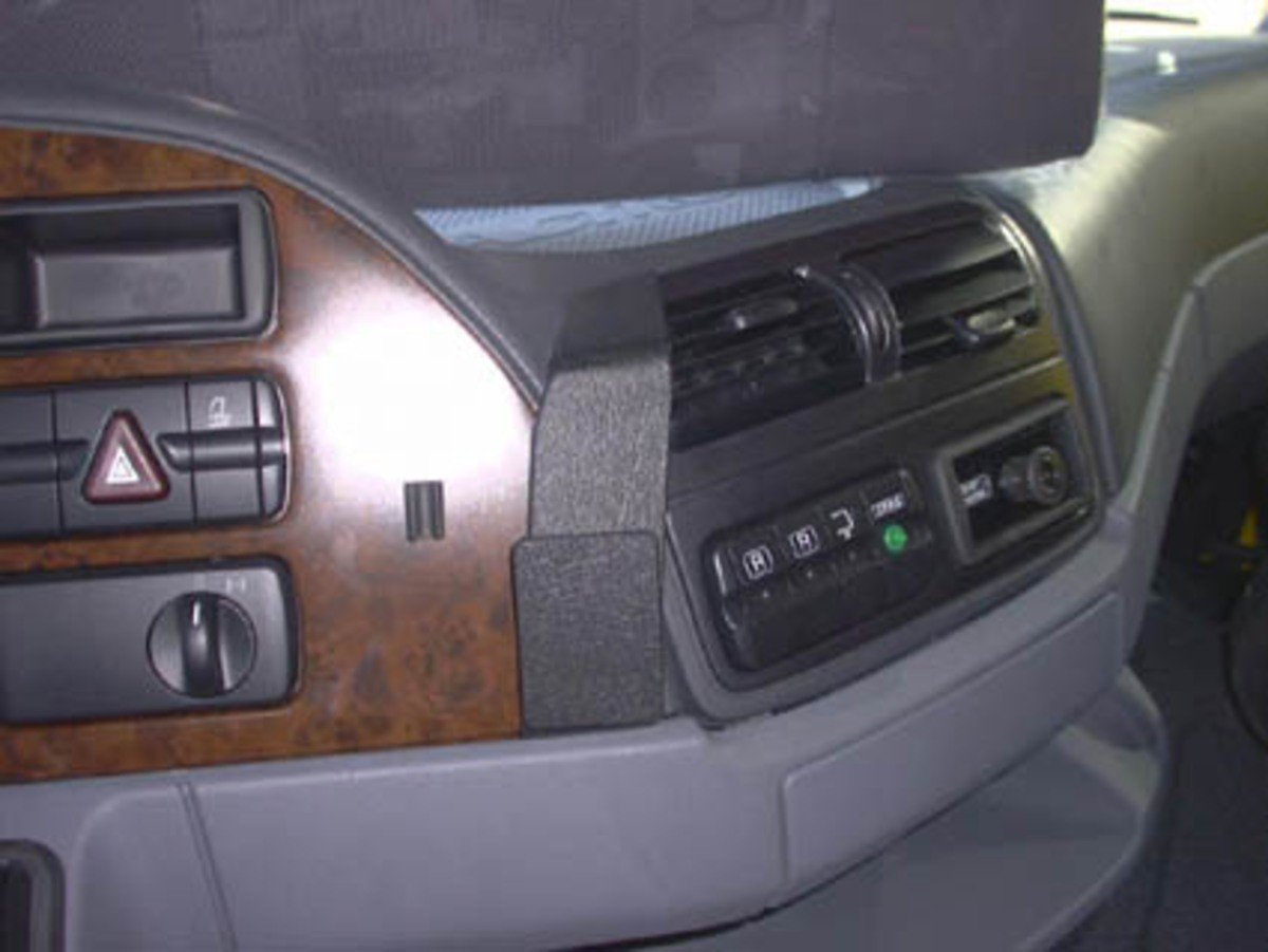 Brodit ProClip Kit de coche para Mercedes Benz Actros 03-13 para Europa, /ángulo de montaje