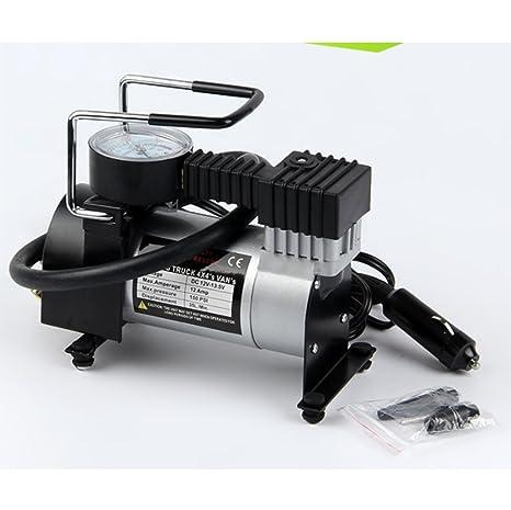 120W 12V 150PSI Compresores De Aire Con El Inflador Digital Del Neumático Del Indicador De Digitaces