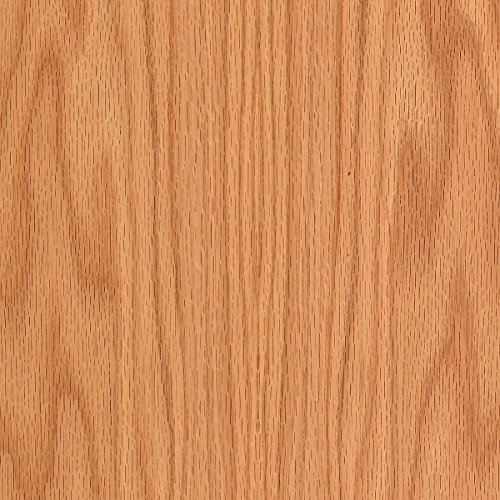 Red Oak Wood Veneer Plain Sliced 10 mil 2x8 Sheet -