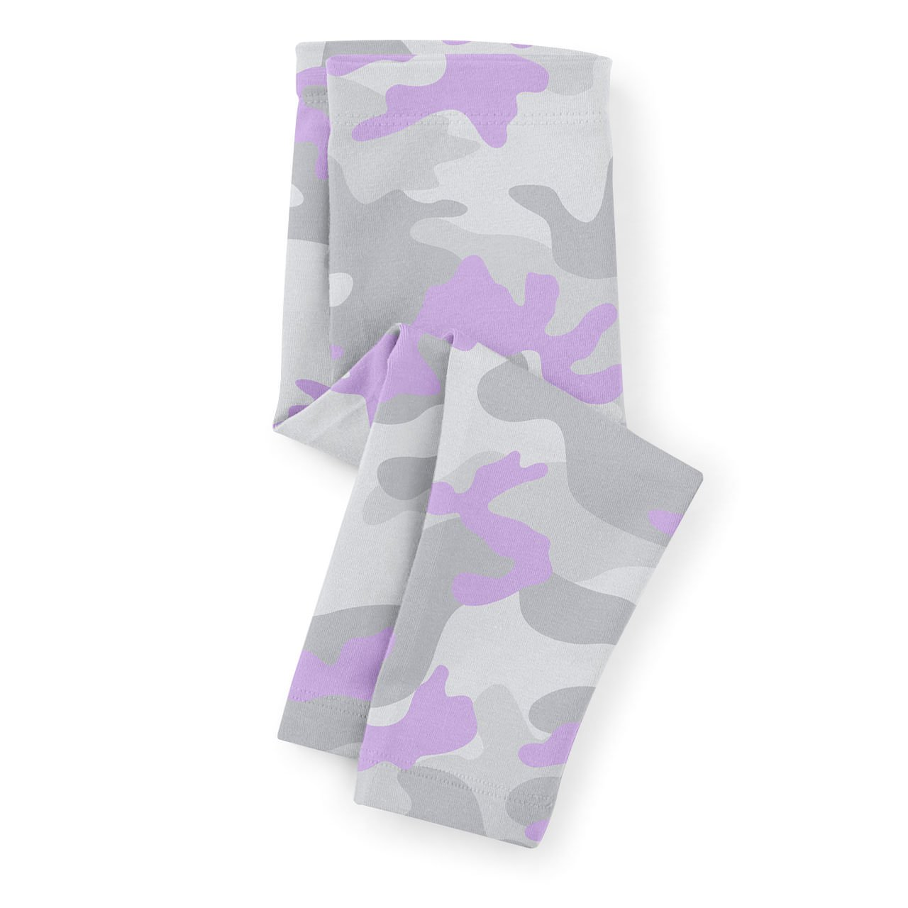 Colored Camouflage Kids Leggings