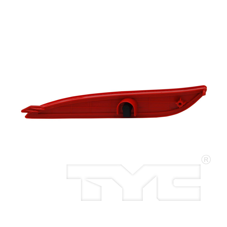 Rear Genuine Hyundai 92406-3X000 Reflector//Reflex Assembly Right