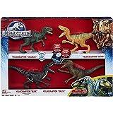 ジュラシック・ワールド ヴェロキラプトル フォー・パック Jurassic World Velociraptor 4-Pack【並行輸入版】