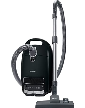 Miele 10660810 Complete C3 PowerLine Bagged Vacuum Cleaner, Plastic, 890 W, 4.5 Litre, Black