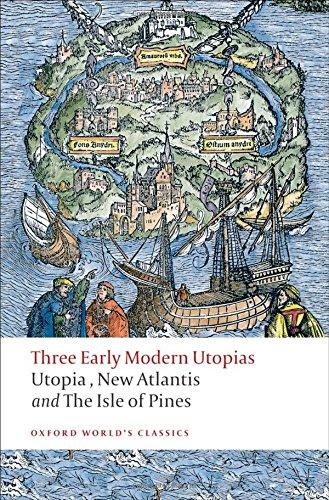 Three Early Modern Utopias (9537992)