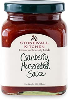 product image for Stonewall Kitchen Cranberry Horseradish Sauce, 12 Ounces