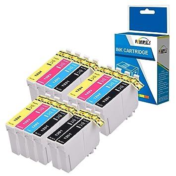 Fimpex Compatible Tinta Cartucho Reemplazo Para Epson Stylus SX230 ...