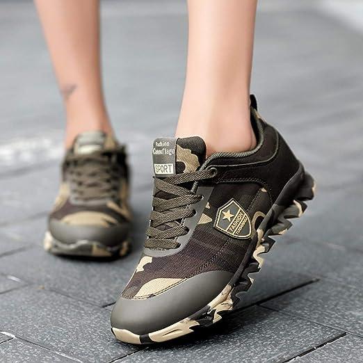 Darringls Hombre Zapatos para Correr Transpirables Resistente Running Zapatillas de Deporte Mujer Zapatillas Deporte Hombre Running Deportivas Zapatos para Correr Casual para Hombre 35-44: Amazon.es: Ropa y accesorios