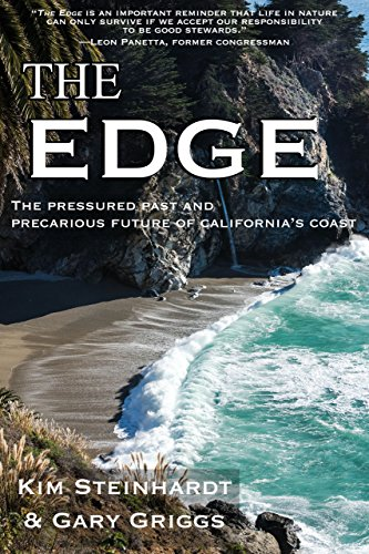 Amazon the edge the pressured past and precarious future of the edge the pressured past and precarious future of californias coast by steinhardt fandeluxe Epub