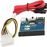 ATA Adaptador - TOOGOO(R)ATA Adaptador Conversor bidireccional IDE a SATA o SATA a IDE adaptador