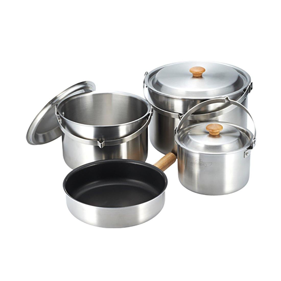 Kovea Triple Stainless Cookware L by Kovea