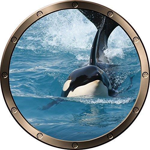 インスタントオーシャンウィンドウ12 Whale