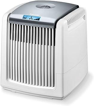 Luftreiniger Weiß BEURER Luftwäscher und Luftbefeuchter LW 110