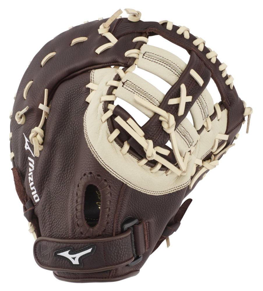 Mizuno GXF90B3-RG Franchise Series Baseball First Base Mitts, 12.5'', glove fits into the Left Hand by Mizuno