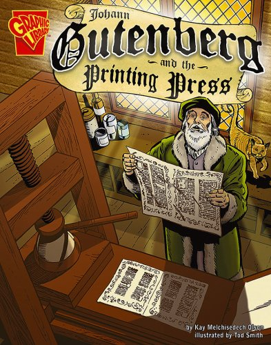 Picture of a Johann Gutenberg and the Printing 9780736896443