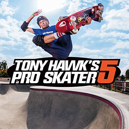 Tony Hawk Pro Skater 5 - PS4 [Digital Code] (Dlc Skate 3)