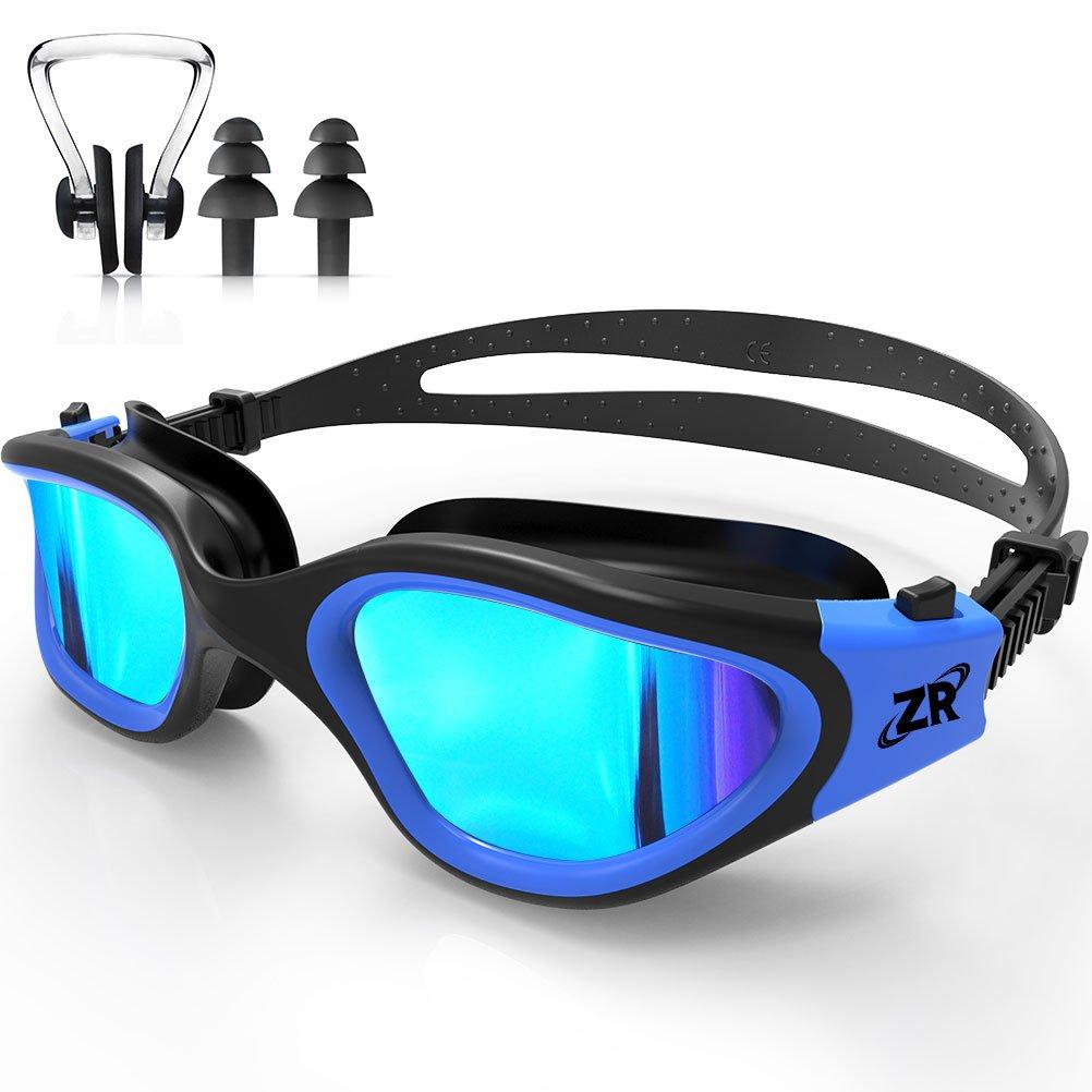 d2dd6a7a400 Zionor Swimming Goggles