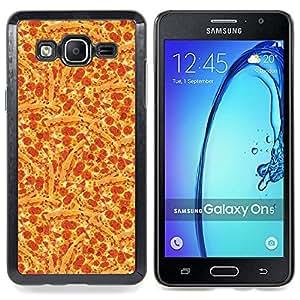 Stuss Case / Funda Carcasa protectora - Las bacterias microscópico Biología Macro - Samsung Galaxy On5 O5