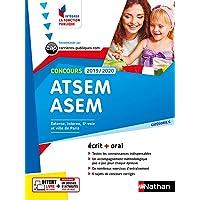 Concours ATSEM-ASEM 2019-2020 écrit + oral