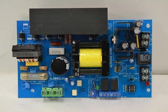 Altronix AL600ULACM 8 FUSE OUT ACCESS PWR SPL W//FACP DISC12VDC OR 24VDC//6A