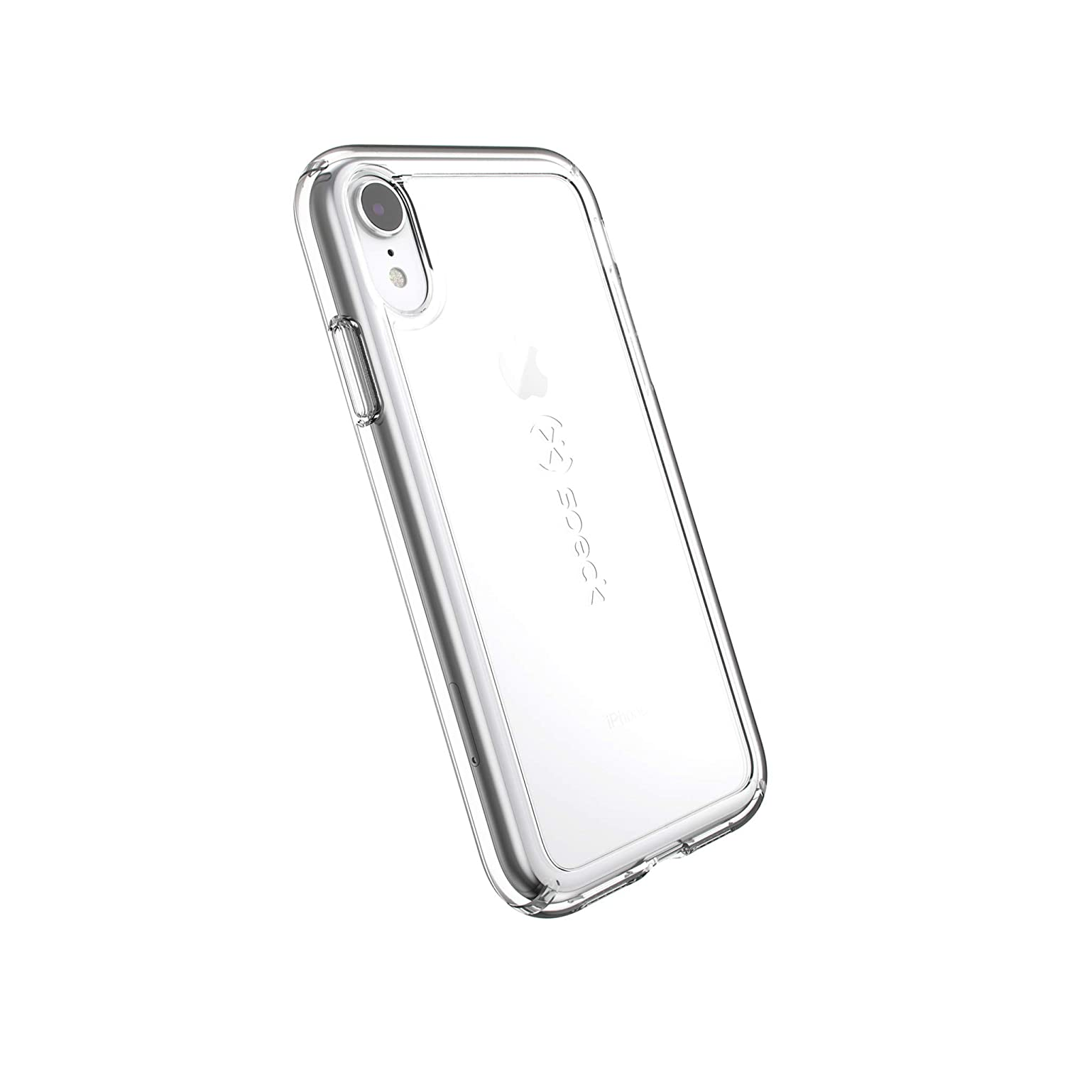 finest selection 1914e f798b Speck Products GemShell iPhone XR Case, Clear/Clear