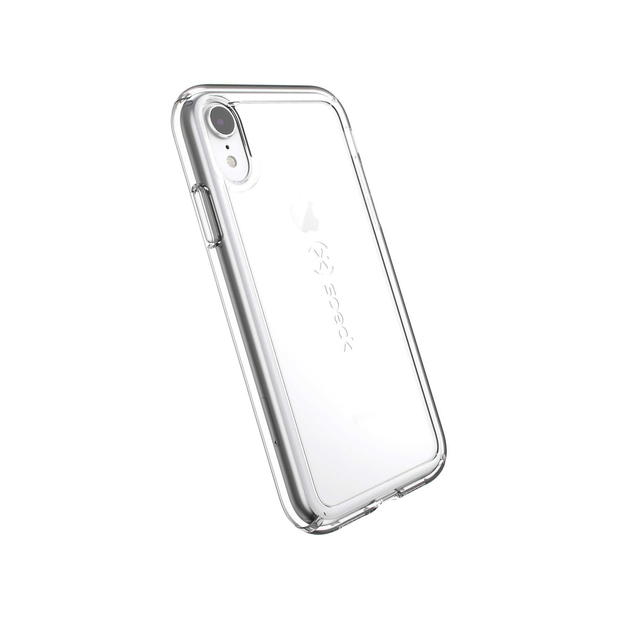 Speck Products GemShell iPhone XR Case, Clear/Clear by Speck
