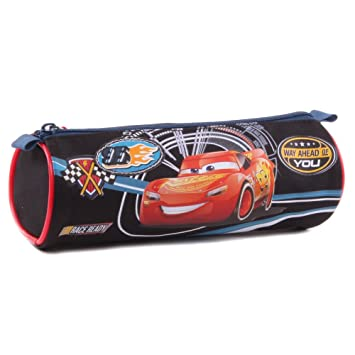 Disney 760-7921 Cars Fast as Lightning - Estuche Redondo ...