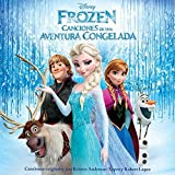 Frozen Canciones De Una Aventura Congelada by Walt Disney Records