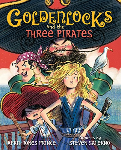 Goldenlocks and the Three Pirates (Funny Version Of Goldilocks And The Three Bears)
