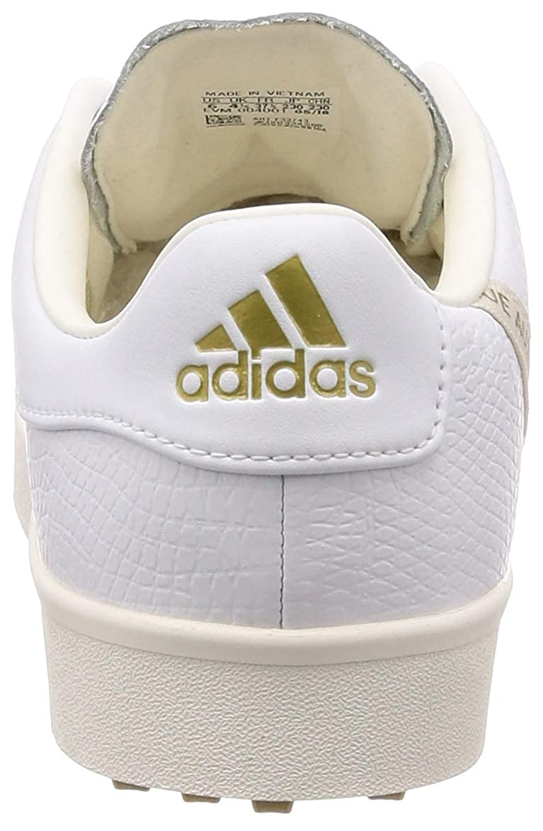 new arrival 69972 3adb4 adidas W Adicross Classic- Leather, Chaussures de Golf Femme  Amazon.fr   Chaussures et Sacs