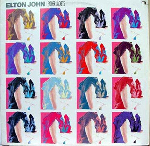 Price comparison product image Elton John Leather Jackets vinyl record